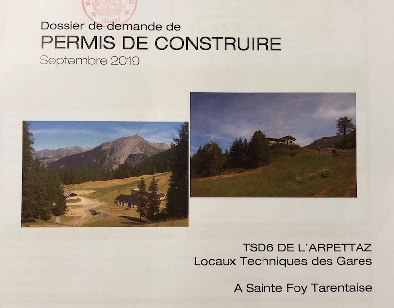 New Chairlift in Sainte Foy (Not the Official Engineer's Report) – Part 7
