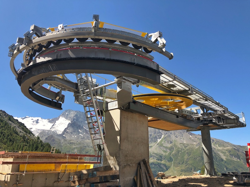 New Chairlift in Sainte Foy (Not the Official Engineer's Report) ~ Part 10
