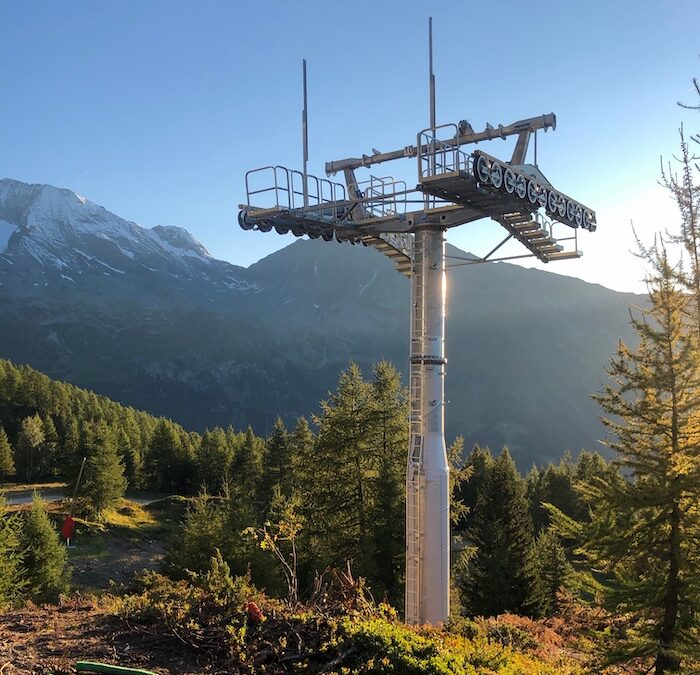 New Chairlift in Sainte Foy (Not the Official Engineer's Report) ~ Part 12